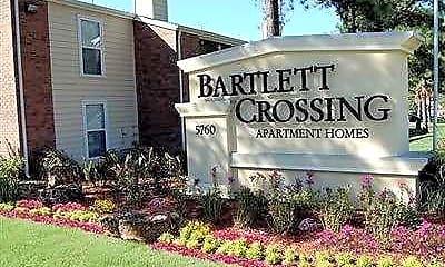 Building, Bartlett Crossing, 0