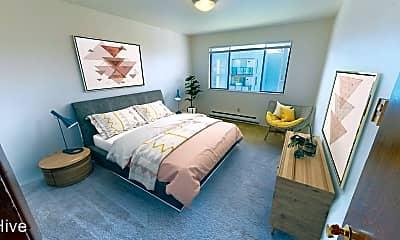 Bedroom, 7101 Roosevelt Way NE #404, 1