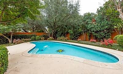 Pool, 7328 Mimosa Ln, 2