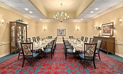Dining Room, 900 N Taylor St 607, 1