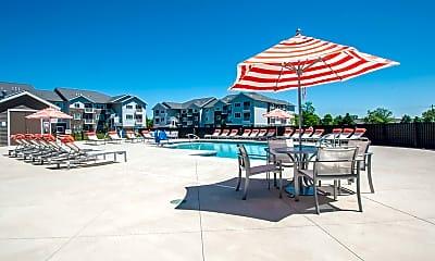 Pool, Piper Lakes Apartment Homes, 1