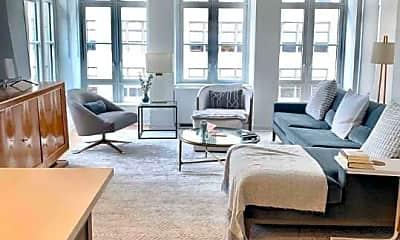 Living Room, 261 Hudson St, 0