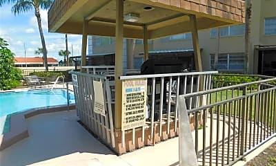 Patio / Deck, 8950 Park Blvd N 703, 2