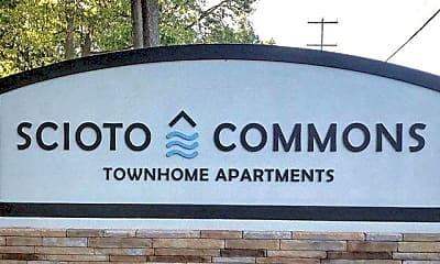 Community Signage, Scioto Commons, 0