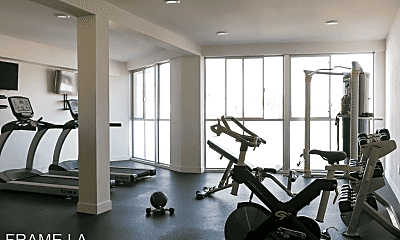 Fitness Weight Room, 733 N Hudson Avenue, 2