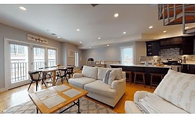 Living Room, 41 W 2nd St, 1