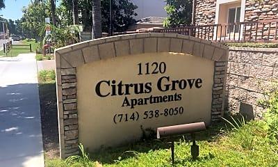 Citrus Grove Apartments, 1