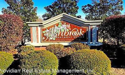 Community Signage, 67 Ashbrook Ln, 1