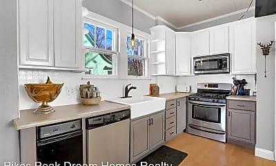 Kitchen, 1338 N El Paso St, 1