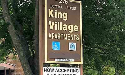 King Village Apartments, 1