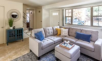 Living Room, The Orchards At Severn, 0