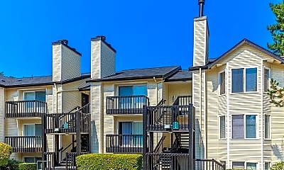 Building, Brookhaven Apartments, 1