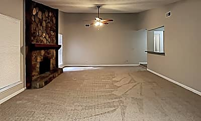 Living Room, 1406 Country Downs Dr, 1
