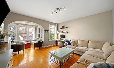 Living Room, 3130 W Wilson Ave 1, 1