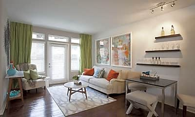 Living Room, 814 Six Pines Dr, 1