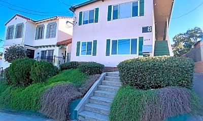 Building, 2134 Santa Ynez St, 2