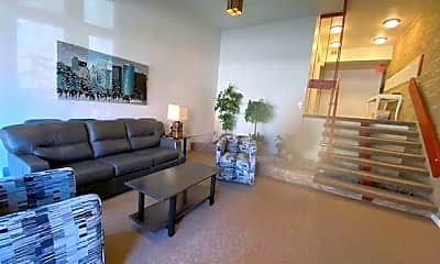 Living Room, 53 Academy Ave 505, 1