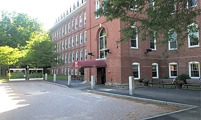 Barker Mill Arms Apartments, 0