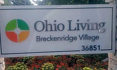 Ohio Living Breckenridge Village, 1