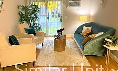 Living Room, 169 Portsmouth St 134, 2