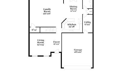 3329 Whisper Manor, 1