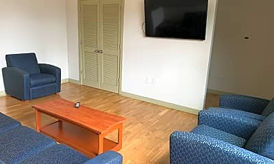 Living Room, 1432 N Carlisle St, 0