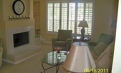Living Room, 7800 E Lincoln Dr 1001, 1