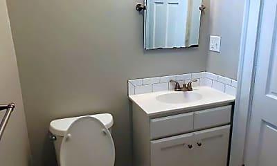 Bathroom, 415 N Spring St, 2