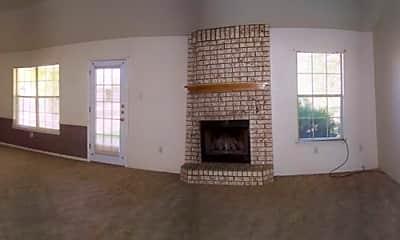 Living Room, 4401 Bluestem Ln, 1