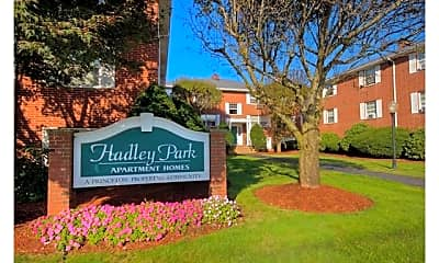Community Signage, Hadley Park Apartments, 2