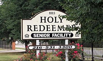 Holy Redeemer Senior Facility, 1