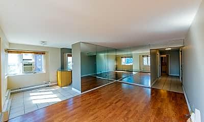 Living Room, 708 W Bittersweet Pl 801, 1