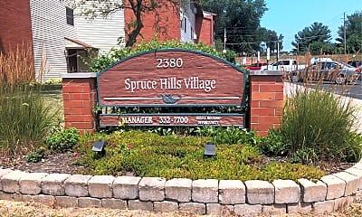 Spruce Hills Village, 1
