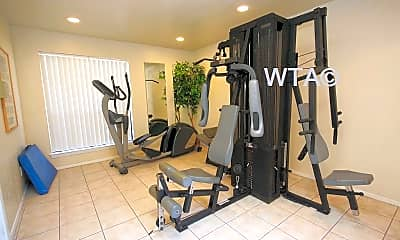 Fitness Weight Room, 2900 S 1St St, 2