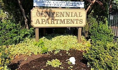 Centennial, 1