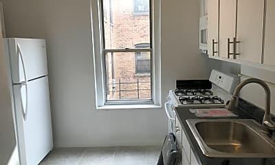 Kitchen, 508 W 213th St, 1