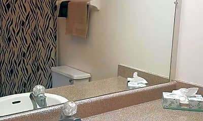 Bathroom, Walden Village, 2