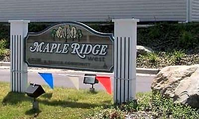 Maple Ridge West, 1