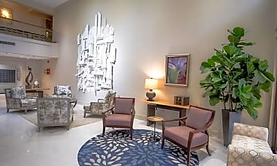 Living Room, 20729 Valley Forge Cir 729, 1