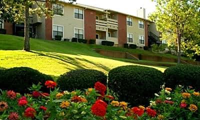 Building, Sunridge Apartments, 0