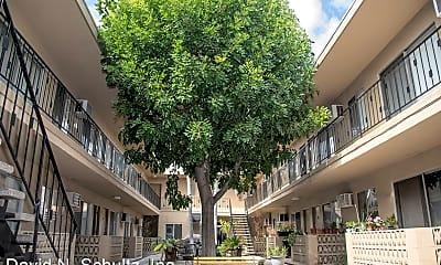 Building, 445 E Verdugo Ave, 1