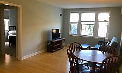Living Room, 5041 1st St NW, 1