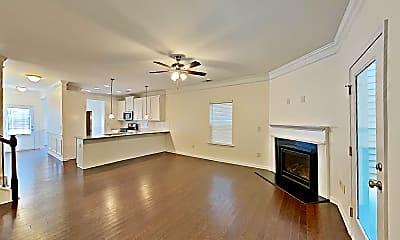 Living Room, 105 Hickory Village Circle, 1