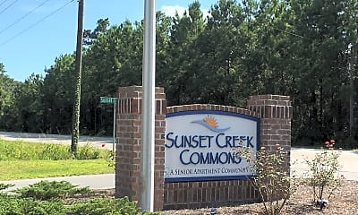 Sunset Creek Commons, 1