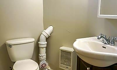 Bathroom, 3045 Vine St, 2