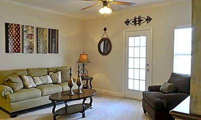 Living Room, Bedford Parke Apartment Community, 1