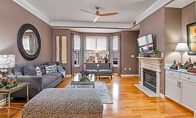 Living Room, 850 Piedmont Ave NE 2509, 1