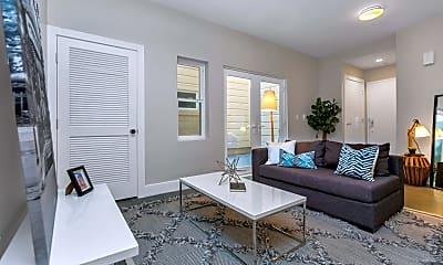 Living Room, 65 Buena Vista Ave E, 1