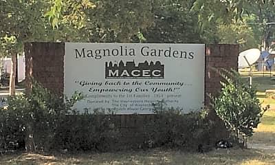 Magnolia Acres Apartments, 1