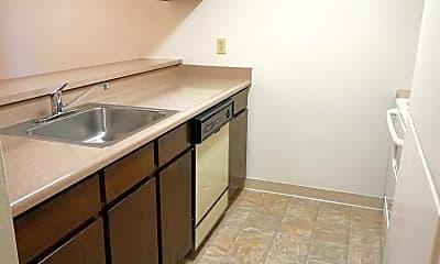 Kitchen, Ala Moana, 1